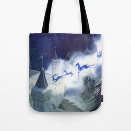 December's Tale Tote Bag