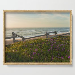 Point Reyes Beach Serving Tray