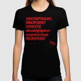 Rare Work Typography T-shirt