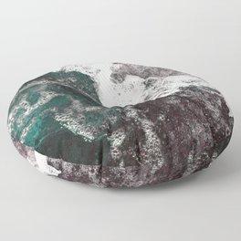Abstract Sea, Water Floor Pillow