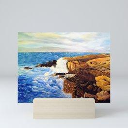 Washington Coast Mini Art Print