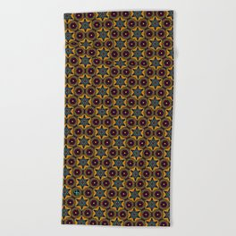 You're Kilim Me! Beach Towel