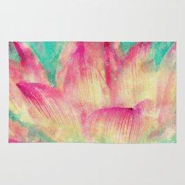 Lotus blossom Rug