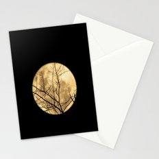 Shadows on the Moon Stationery Cards