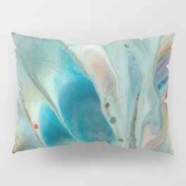 Pearl abstraction Pillow Sham