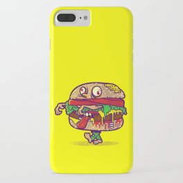 ZOMBURGER iPhone Case