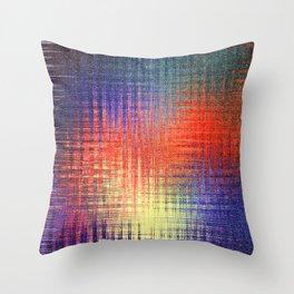 The Colour Scheme Throw Pillow