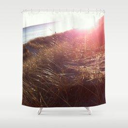 Falsterbo Beach Shower Curtain