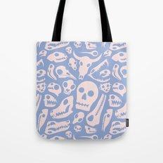 Soft Skulls Tote Bag