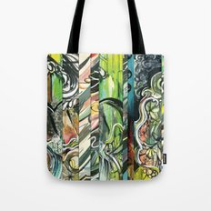 faded 1 Tote Bag