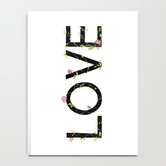 LOVE in bloom Notebook