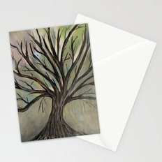 Bare tree-2 Stationery Cards