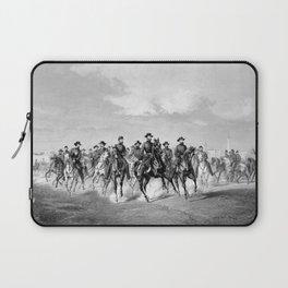 General Sherman At Savannah Georgia Laptop Sleeve