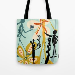 offerings of water nature evanescence Tote Bag