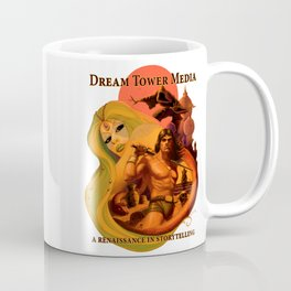 Dream Tower Media Heroic Fantasy Adventure Coffee Mug
