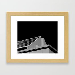 Silent Lucidity Framed Art Print