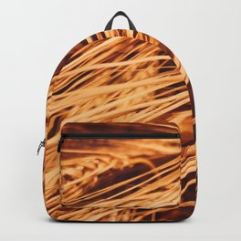 patterns of passing summer Backpack