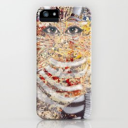 Enchanted Feline iPhone Case