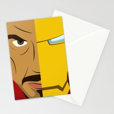 Iron Stark Stationery Cards