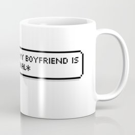 book boyfriends? Coffee Mug