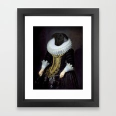 Anouk Framed Art Print