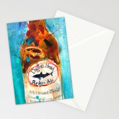 Dogfish Punkin Beer Stationery Cards