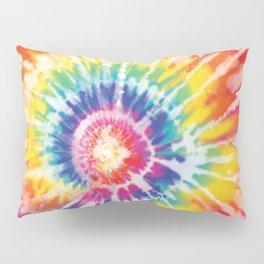 Tie Dye Pillow Sham