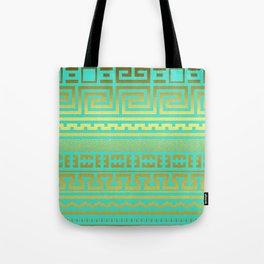 Gold | Greek Tote Bag