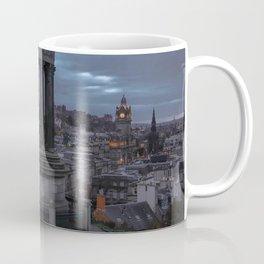 Calton Hill Edinburgh Coffee Mug