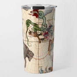 Globi Coelestis Plate 1 Travel Mug