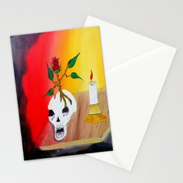 Tainted Light Stationery Cards