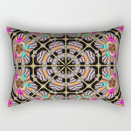 Octogon Rectangular Pillow