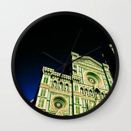 Il Duomo di Firenze II Wall Clock