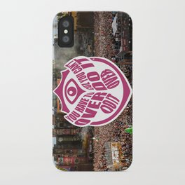 TomorrowWorld 2013 - Over Do It iPhone Case