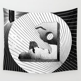 POWER BITS Wall Tapestry