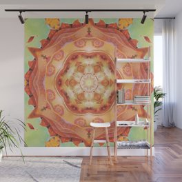 Mandalas of Forgiveness & Release 12 Wall Mural