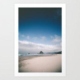 Cannon Beach V Art Print