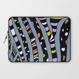 Bedazzled Zebra Laptop Sleeve