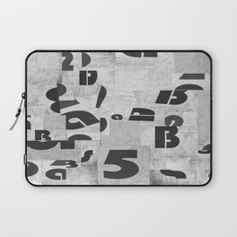 Abstract pattern 51 Laptop Sleeve