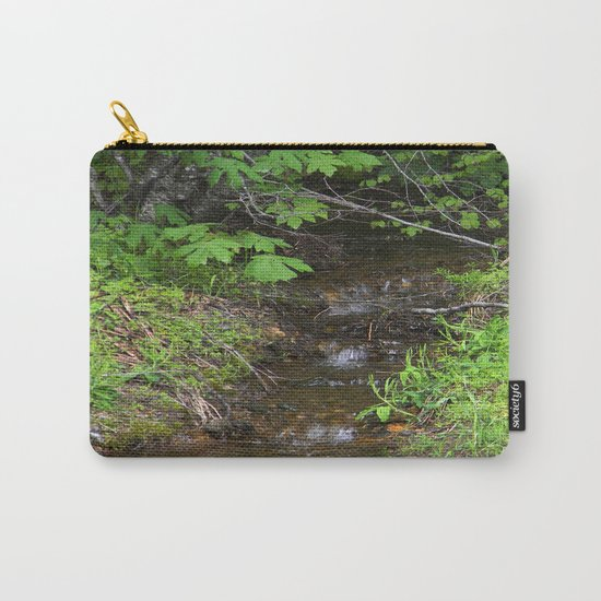 Tiny lil creek... Carry-All Pouch