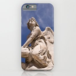 WHITE ANGEL of SICLY iPhone Case