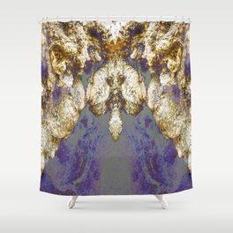 Oak Spirits Shower Curtain