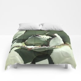 Agave Center Comforters