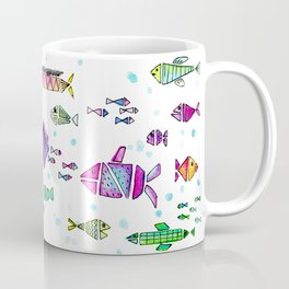 Catch All the Fish Coffee Mug