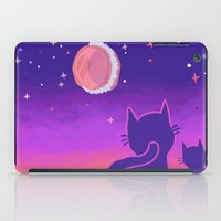 macaroon iPad Cases featuring Macaroon Moon by Noirabbit
