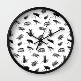 Entomophobia Wall Clock