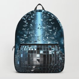 Disco explosion Backpack