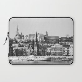 A Nice Day in Budapest Laptop Sleeve