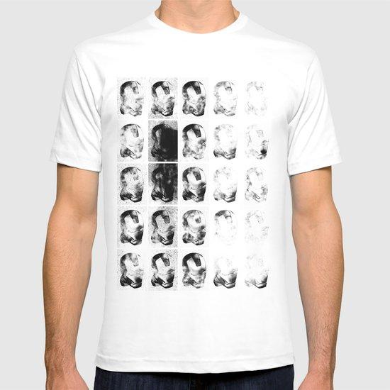 Iron Man Diptych T-shirt