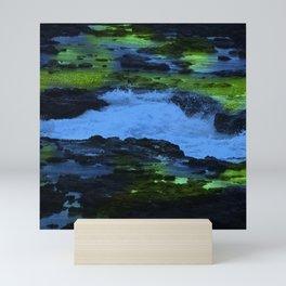 Mysterious, Surreal Running Creek Mini Art Print
